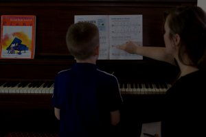 Piano and Voice Lessons Front Royal VA - Elizabeth Foeckler Studios